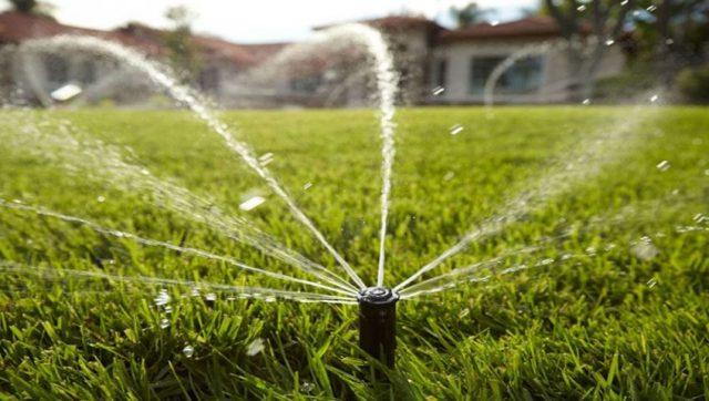 su kaçağı tespiti bahçe sulama